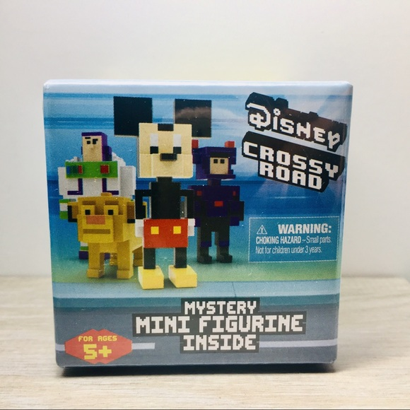 Disney Other - Crossy Road Mini Figures Blind Box SERIES 1 Lot3